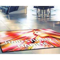 paillasson personnalisé logo publicitaire