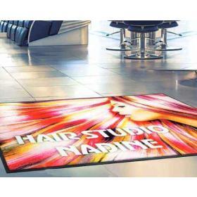 Paillasson personnalisé 120 x 85 cm logo publicitaire